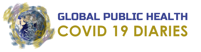 March 2020 Covid-19 Global Health Diaries